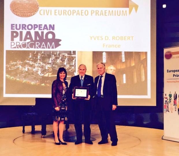 Prix du citoyen européen 2