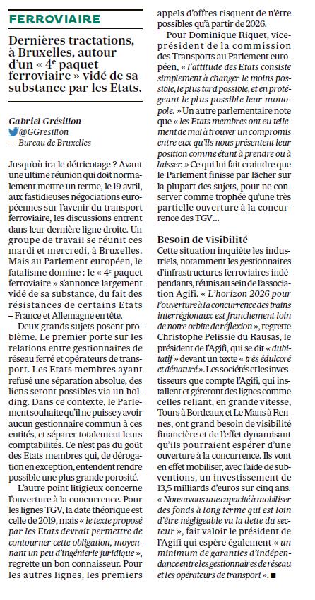 2016-04-05 Les Echos Ferroviaire 2