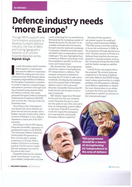 Parliament Magazine